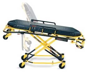 stretcher-bed